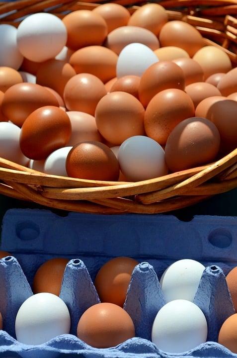 Wzrost cen jaj - co jest przyczyną?