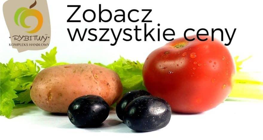Pełne notowania cen warzyw i owoców
