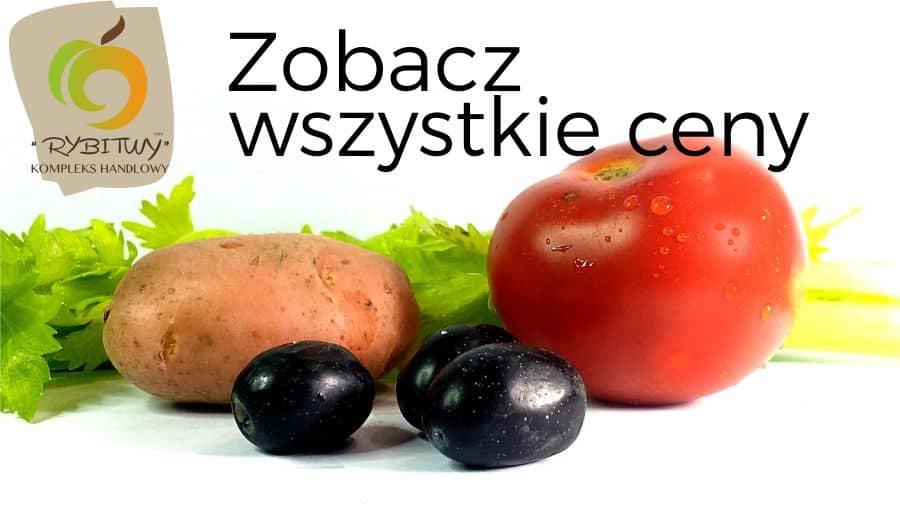 Zobacz ceny warzyw i owoców