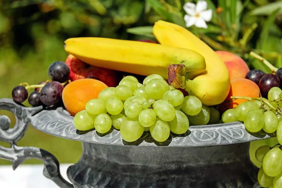 Ceny warzyw i owoców