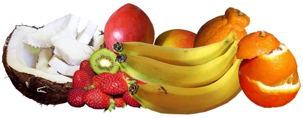 Inne owoce dostępne na Placu KH Rybitwy