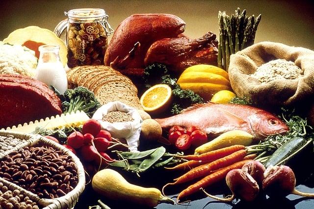 owoce i warzywa to zdrowie