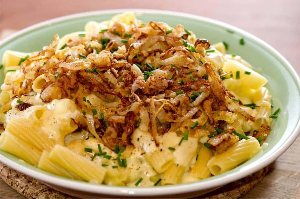 Makarany to podstawowe produkty na smoczny obiad