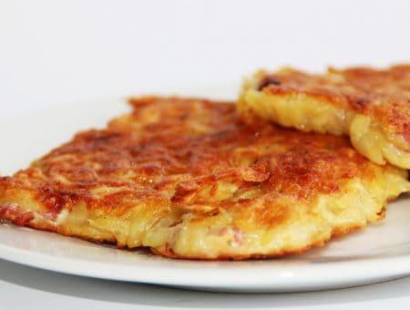 Gotuj z nami: Placki ziemniaczane – produkty kupuj na Rybitwach