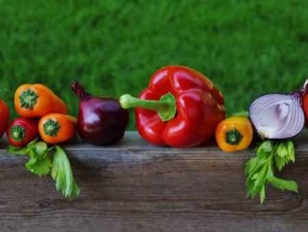 Czerwone warzywa – idealna dieta na jesień.