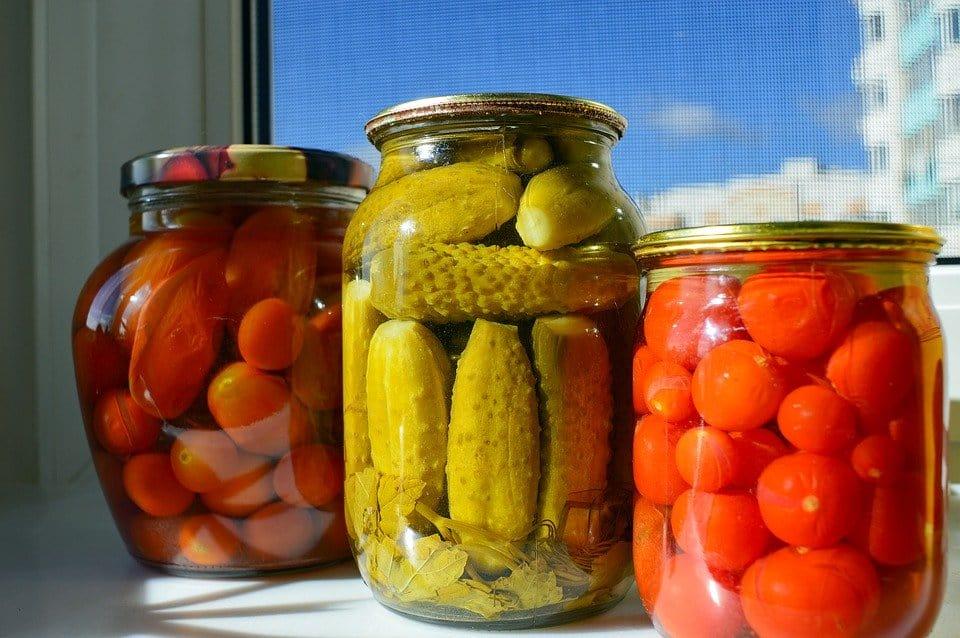 Kiszenie warzyw - kiszonki w naszej kuchni